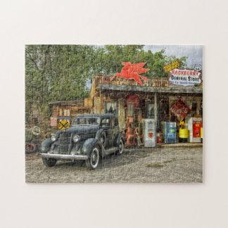 RT clásico 66 Arizona Puzzles