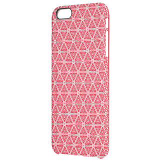 RT Mosaic Clear iPhone 6 Plus Case