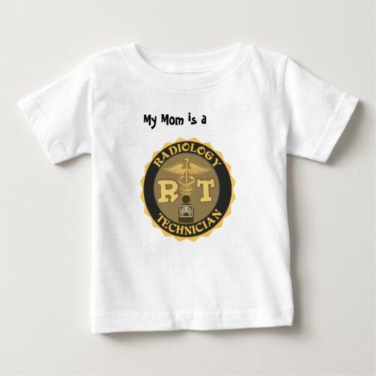 RT RADIOLOGY TECHNICIAN BADGE - LOGO BABY T-Shirt