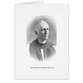 Rt. Rev. alexander Gregg Cards