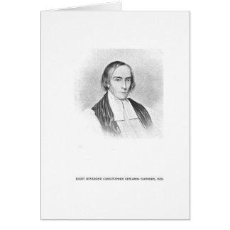 Rt. Rev. Christopher Edwards Gadsden Greeting Cards