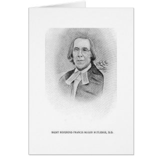 Rt. Rev. Francis Huger Rutledge Card