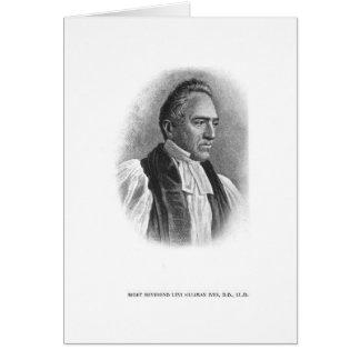 Rt. Rev. Lewis Sillman Ives Greeting Card