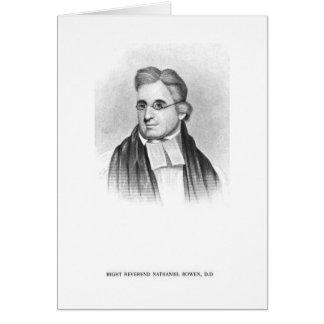 Rt. Rev. Nathaniel Bowen Greeting Cards