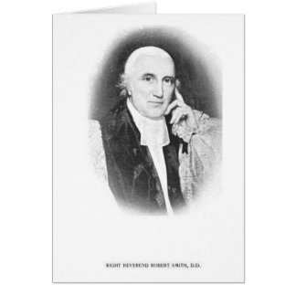 Rt. Rev. Robert Smith Card