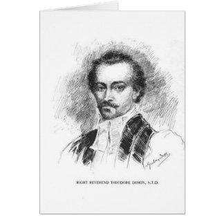 Rt. Rev. Theodore Dehon Card
