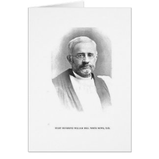 Rt. Rev. William Bell Howe Stationery Note Card