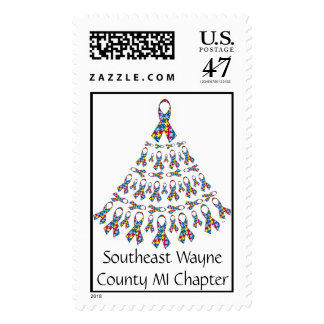 RT, Southeast Wayne County MI Chapter Postage