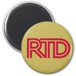 RTD Mining 2 Inch Round Magnet