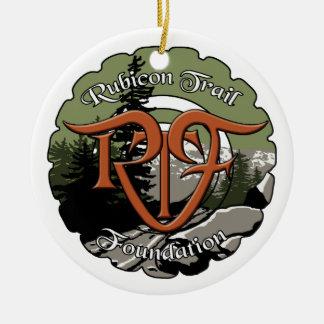 RTF Logo & Mission Statement Ornament