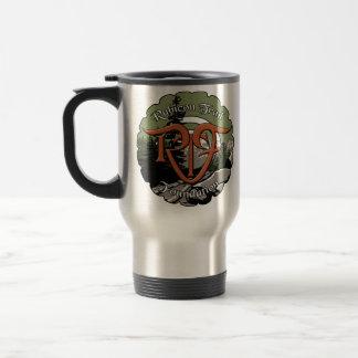 RTF logo travel mug