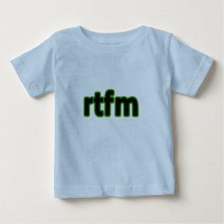 rtfm baby T-Shirt