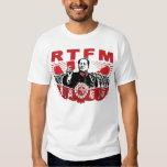 RTFM de Mao (frente) Playera