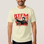 RTFM Mao's Little Red Book T-Shirt