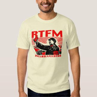 RTFM Mao's Little Red Book T Shirt