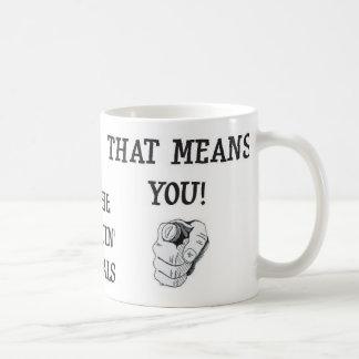 RTFM-mug2, RTFM-mug1, RTFM-mug3, RTFM-mug4 Mug