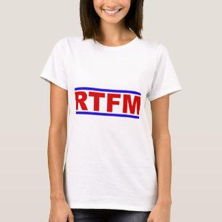 RTFM - Read the Fraging Manual T-Shirt