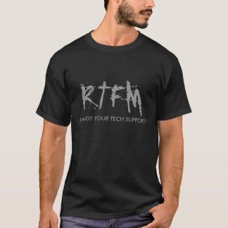 RTFM T-Shirt