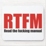 RTFM TAPETES DE RATONES