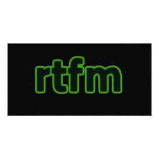 RTFM TARJETAS FOTOGRAFICAS