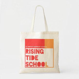 RTS Square Tote Bag