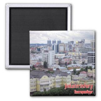RU - Russia - YEKATERINBURG EKATERINBURG-PANORAMA Magnet