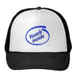 Ruach Inside Hat