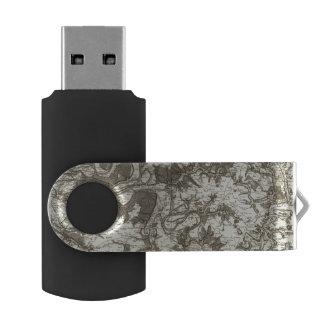 Ruán Memoria USB 2.0 Giratoria