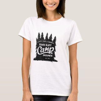Ruark Bluff Camp Grounds T-Shirt