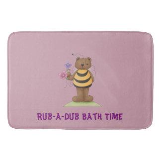 Rub-a-Dub Bath Time Bathmat