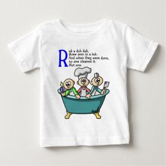 Rub A Dub Dub Baby T-Shirt