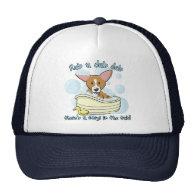 Rub a Dub Dub Corgi Hat