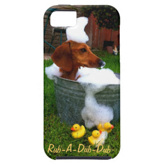 Rub-A-Dub-Dub! iPhone SE/5/5s Case