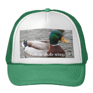 Rub-a-Dub-Step Duck Hat