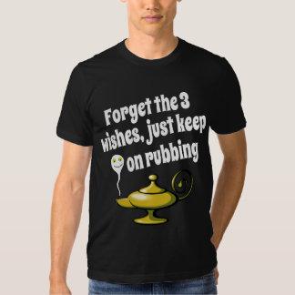 Rub It Hard & Fast T-shirt