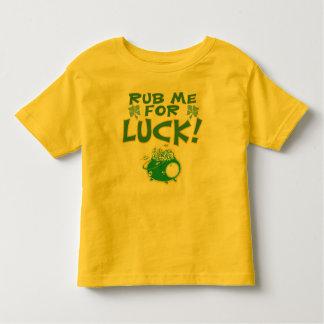 Rub Me For Luck Kids T Shirt