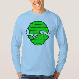 Rub my tummy  dino T-Shirt