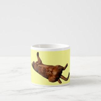 Rub My Tummy Espresso Cup