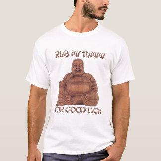 RUB MY TUMMY FOR GOOD LUCK T-shirt