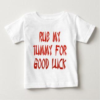 Rub My Tummy For Good Luck T Shirt