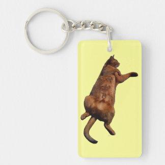 Rub My Tummy Keychain