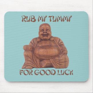 RUB MY TUMMY MOUSE PAD
