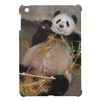 Rub my Tummy Panda Bear iPad Mini Cover