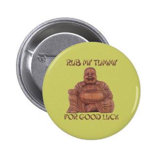 RUB MY TUMMY PIN