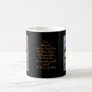 Rubaiyat Come Fill The Cup Mug