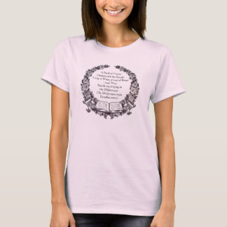 Rubaiyat of Omar Khayyam - The Book of Verses T-Shirt