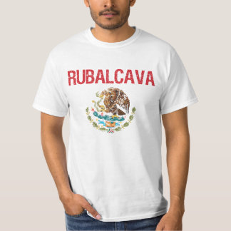 Rubalcava Surname T-shirt