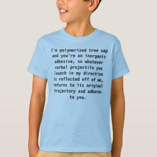 Rubber and glue Sheldon T-Shirt