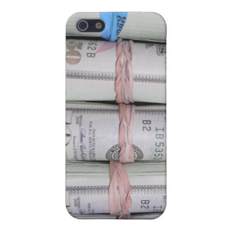 Rubber Band Banks In Your Pocket iPhone SE/5/5s Case