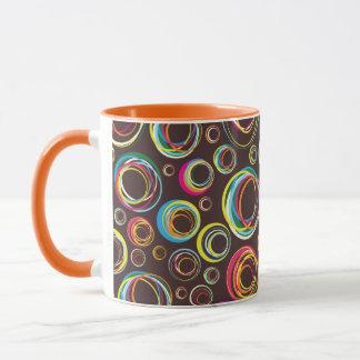 rubber bands mug